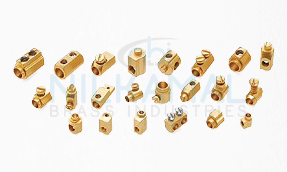 Brass Electric Switch Gear Parts