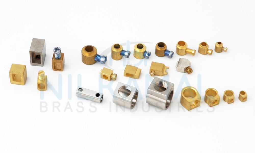 Brass Electrical Connectors & Brass Contact