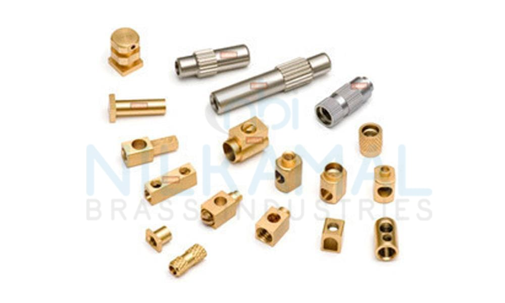 Brass Contact And Contact Pin