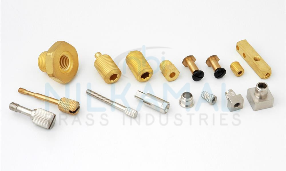 Brass Customer Designed Screw