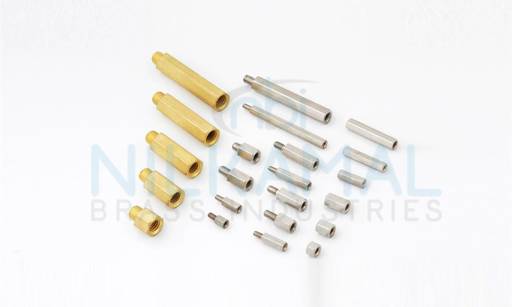 Brass Spacer (Male-Female)